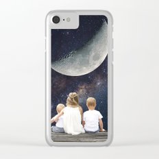 Night Wish Clear iPhone Case