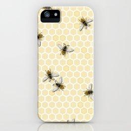 Honey a Bee Farm! iPhone Case