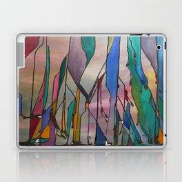 Pastel Oil Laptop & iPad Skin