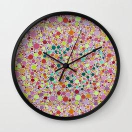 Ishihara #9 Wall Clock
