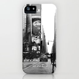 times square, nyc iPhone Case