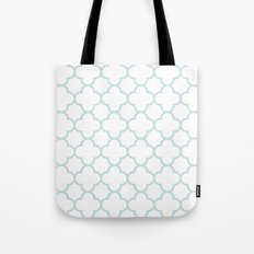 MOROCCAN {LIGHT BLUE} Tote Bag