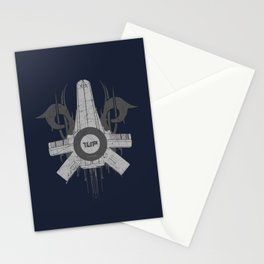 1Up Stationery Cards