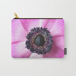 Hello Spring - The Heart of a Anemone  Carry-All Pouch