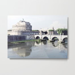 CASTEL SANT'ANGELO ROME Metal Print