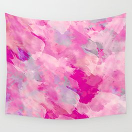 Abstract 46 Wall Tapestry
