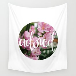 Adored - Botanical  |  The Dot Collection Wall Tapestry