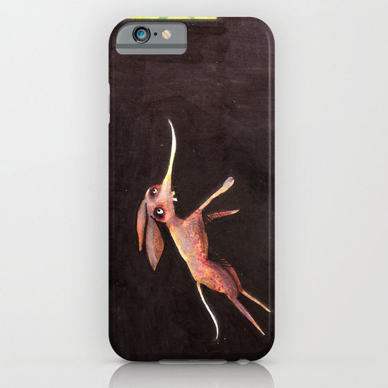 Unlikely Escape. iPhone & iPod Case