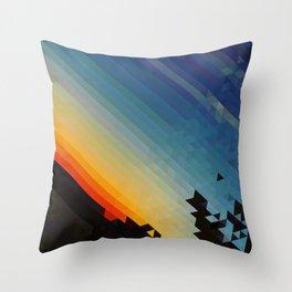 Pxl Throw Pillow