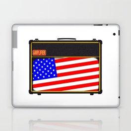 USA Rock Amplifier Laptop & iPad Skin