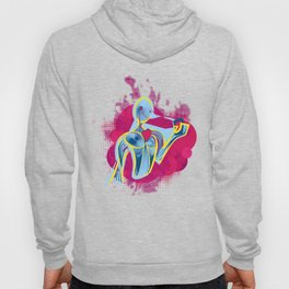 Music - Heart (Life) Hoody
