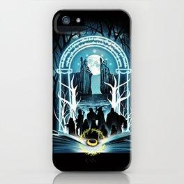 Magic Ring iPhone Case