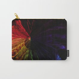 Prism Flower Carry-All Pouch
