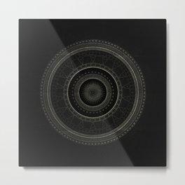 Inner Space 5 Metal Print