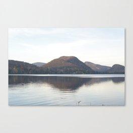 tremblant beauty Canvas Print