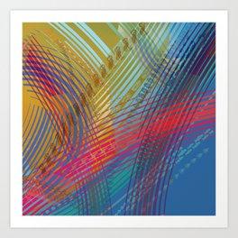 Goddessy tee2 Art Print
