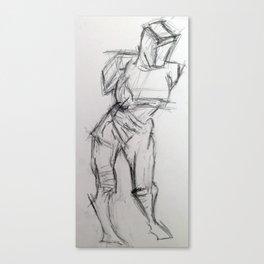 Sketchbook 2 Canvas Print
