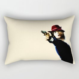 Agent Carter Rectangular Pillow