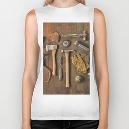 Tools (Color) Biker Tank