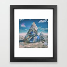 CRYSHATTT (everyday 09-29-.16) Framed Art Print