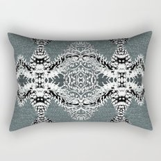 Vintage sea anemones I Rectangular Pillow