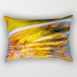Sun Flair Rectangular Pillow