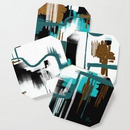 Deco Night Coaster