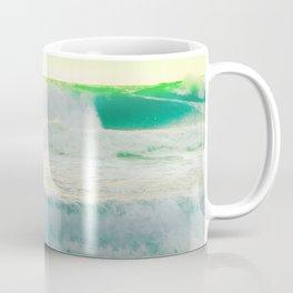 Turquoise Ocean Coffee Mug