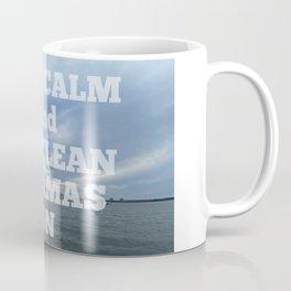 Keep Calm Virus Version Coffee Mug