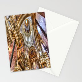 St Paul's Cathedral Mdina Malta Stationery Cards