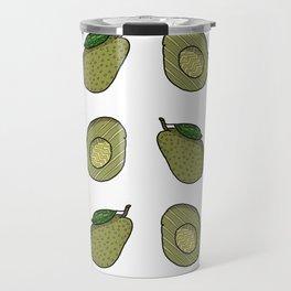 An Avocado a Day... Travel Mug