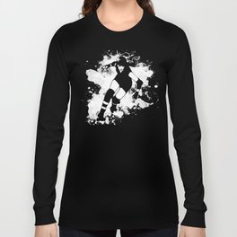 Rollergirl Long Sleeve T-shirt