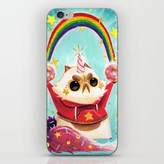 Donut Power! iPhone & iPod Skin