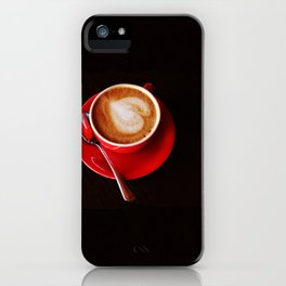 Coffee for Lovers iPhone Case