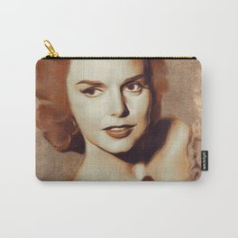 Barbara Lang, Movie Legend Carry-All Pouch