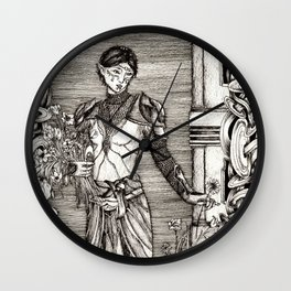 The most evil thing Wall Clock