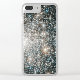 Messier 70 Clear iPhone Case