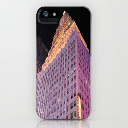 NYC LEVIS iPhone Case