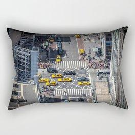 Tiny City Rectangular Pillow