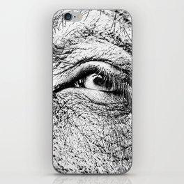 Look at me! iPhone Skin