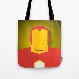 Homem de Ferro Tote Bag