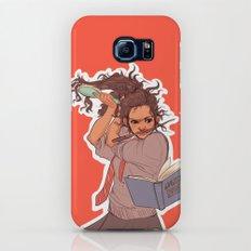 Hermione (red) Slim Case Galaxy S7