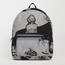 LIFE CURRENT WALL 2014 Backpack