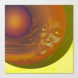 Cosmic Boy - Meteor II / 05-02-17 Canvas Print