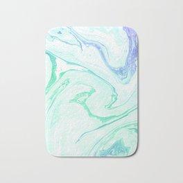 Emerald garden Bath Mat