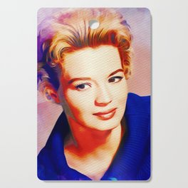 Angie Dickinson, Hollywood Legend Cutting Board