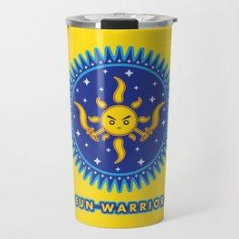 Sun Warrior Travel Mug