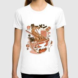 X-ray Great Ramen! T-shirt
