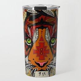 tiger chief Travel Mug