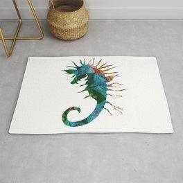 Seahorse Flow Rug